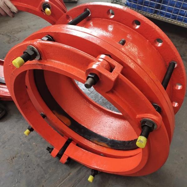 铸铁管压兰甲管伸缩器