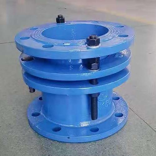 PE管专用柔性伸缩器