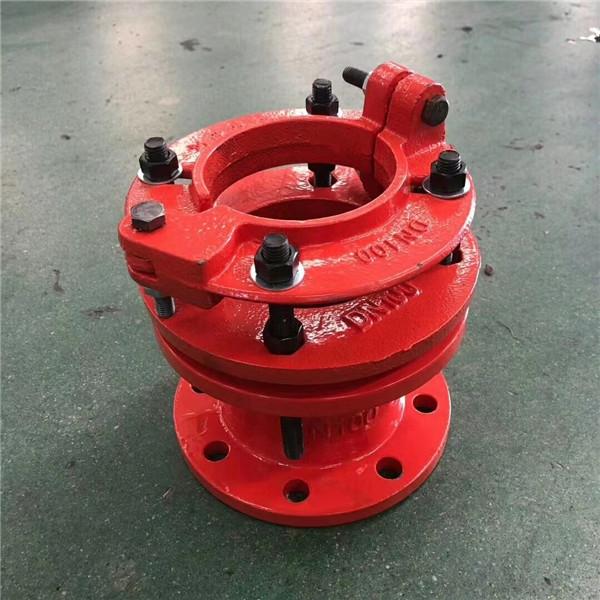 铸铁甲管伸缩器DN200