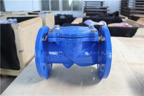 厂家生产供应 HC44X-16橡胶瓣止回阀