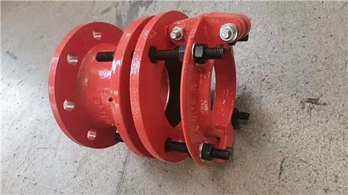 生产铸铁管道伸缩器